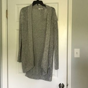 Gap heavy knitted long cardigan. NWOT size Small
